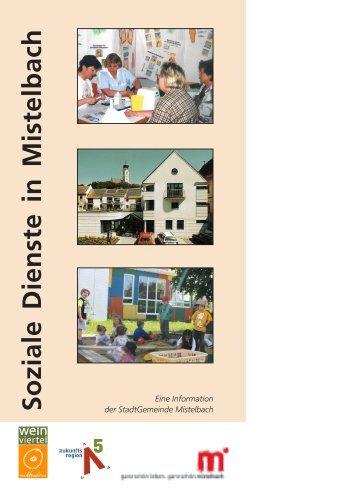 Soziale Dienste in Mistelbach