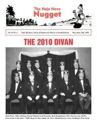 THE 2010 DIVAN - Naja Shriners