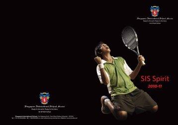 SIS Spirit 2010 - Singapore International School