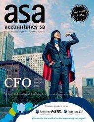 100 years of asa 100 years of asa - Accountancy SA
