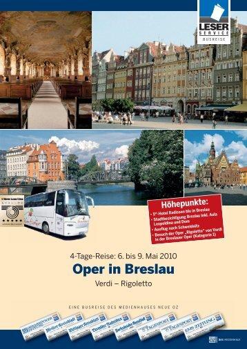 Oper in Breslau
