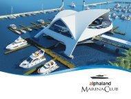 Marina Club Brochure - Alphaland Corporate