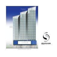 The City Club Brochure - Alphaland Corporate