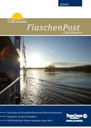 Club-Magazin FlaschenPost (PDF, ca. 6Mb) - TransOcean