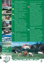 Flyer (PDF) - im Dorf der Tiere