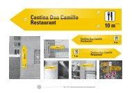 Cantina Don Camillo Restaurant - Schmids Ideenschmiede