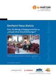 Dorfwirt Haus Aloisia - SalzburgerLand Netoffice