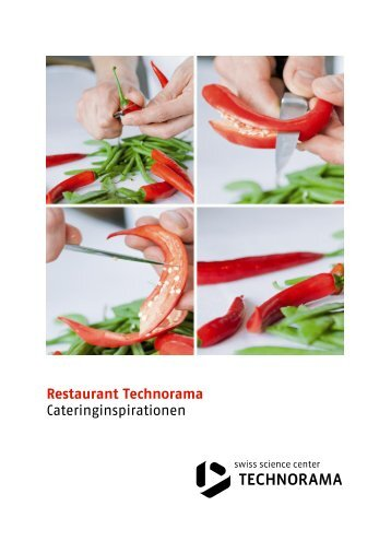 Restaurant Technorama Cateringinspirationen - ZFV ...