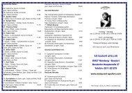 Speisekarte Download - Restaurant Apollon