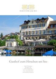 Gasthof zum Hirschen am See