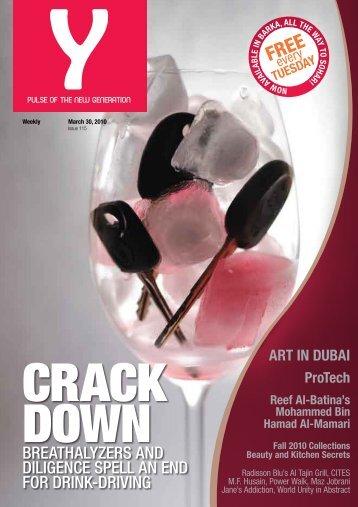 Issue 115 - Y-Oman