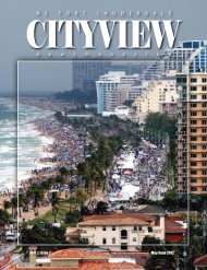 May/June 2012 Vol. 1, Issue 2 - cityview