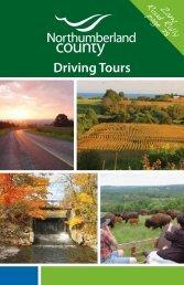 Driving Tours (PDF) - Northumberland Tourism