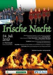 Irische Nacht - Stadt Höchstadt a. d. Aisch