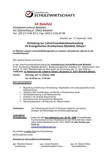 AK Bielefeld - Gildenhaus e.V.