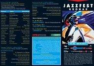 Flyer 2011.qxp - Jazzfest Gronau