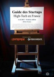 Guide des Startups High-tech en France - UstartMe