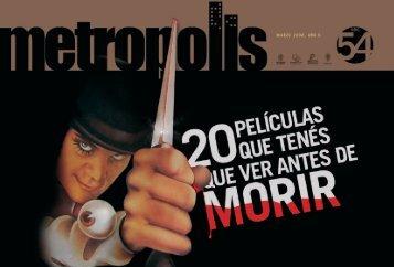 MARZO 2008. AÑO 6 - Cineclub Municipal Hugo del Carril