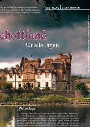 Schottland Schottland - Convention-International