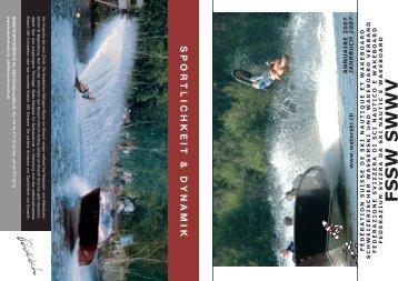 FSSW_annuaire_2007.pdf - Fédération Suisse de Ski nautique et ...