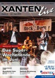 Das Super- Wochenende - Live Magazine