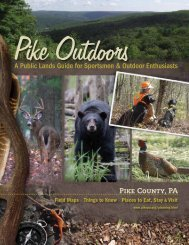 A Public Lands Guide for Sportsmen & Outdoor Enthusiasts Pike ...