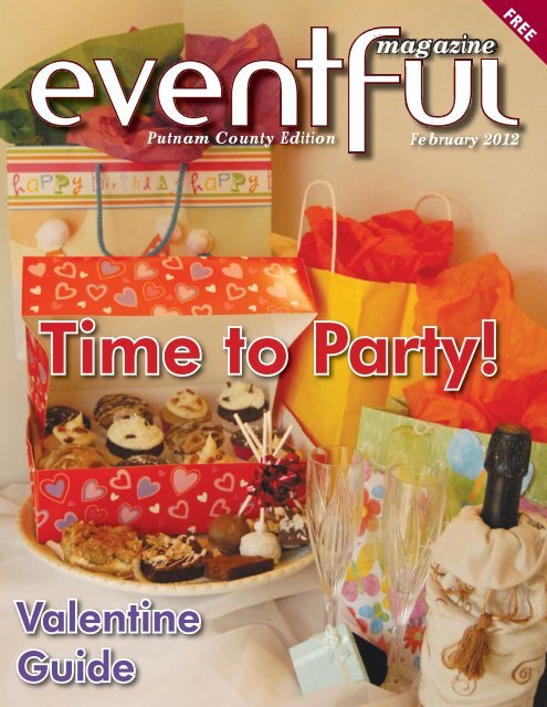 February 2012 - Eventful Magazine!