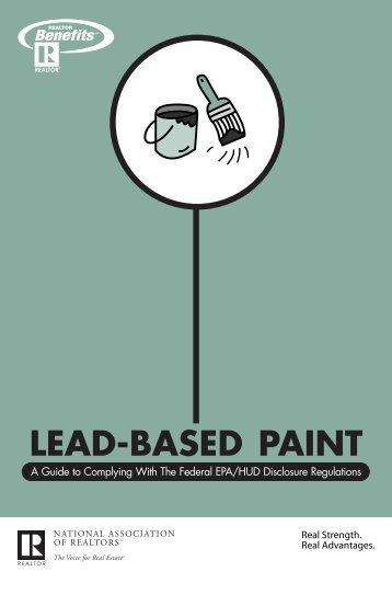 Lead-Based Paint Guide - Plowman Properties