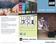 ART RENTAL + SALES GALLERY