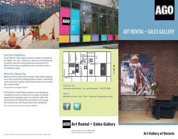 ART RENTAL + SALES GALLERY