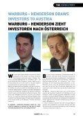 mehr... - Warburg - Henderson Kapitalanlagegesellschaft für ... - Seite 3
