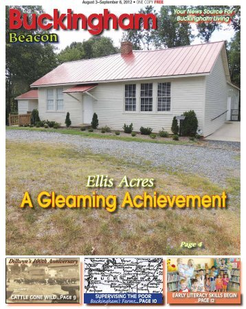3August2012Buckingham.pdf - Fluvanna Review