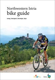 Northwestern Istria bike guide - TZO Brtonigla verteneglio