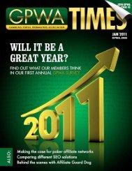 Issue 15 - January 2011 - GPWA