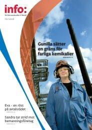 Info nr 10/2008 - IF Metall