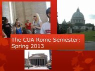 Pre-departure orientation Spring 2013 - Education Abroad - the ...