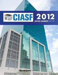 2012 Office Market Report - CIASF