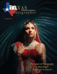 VOLUME 45 No. 4 June/July 2010 - TexasProPhotoMagazine.com
