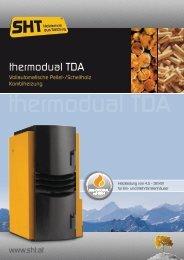 Prospekt thermodual TDA - Gemeinhardt AG