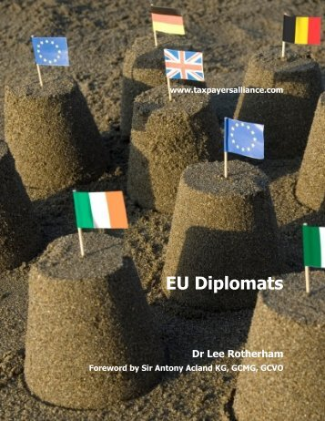 EU Diplomats - The TaxPayers' Alliance