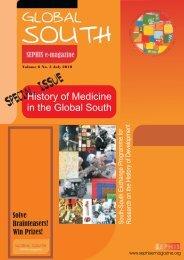 Click to Download Volume 6 No. 3 - Global South, Sephis e-Magazine
