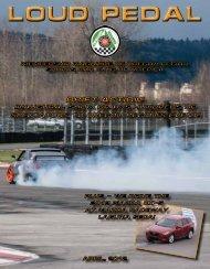 DRiFt Action! - Oregon Region SCCA