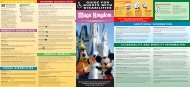 GUIDE FOR GUESTS WITH DISABILITIES - Walt Disney World