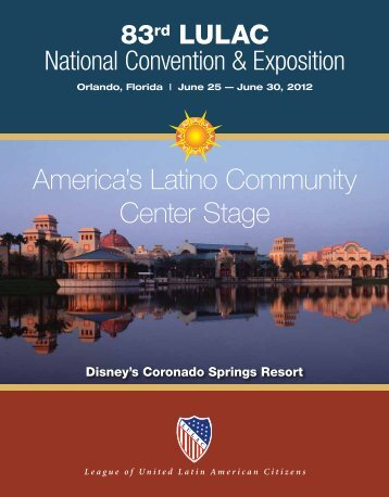 Program Book (PDF) - Lulac