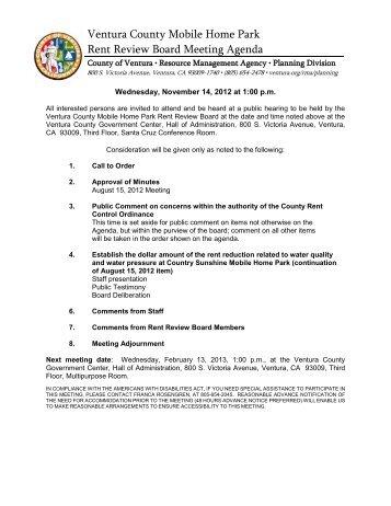 Ventura County Mobility Project âœipadâ Tablet Deployment Cwda