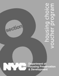 HPD Section 8 Briefing Book(PDF) - NYC.gov