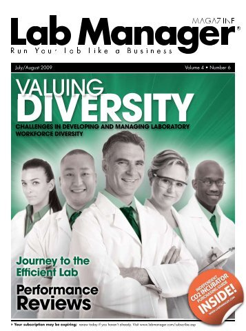 VALUING - Lab Manager Magazine
