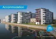 Accommodation - University of East London