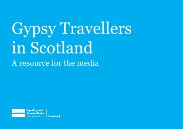 Gypsy Travellers in Scotland - Equality and Human Rights ...