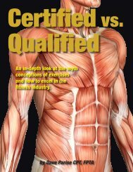 Certified vs. Qualified - Fit-Pro's Personal Training School
